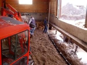 Excavating Contaminated Soil