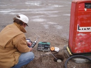 Vapor Monitoring
