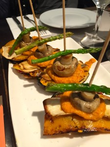 International Food Tour - Barcelona - Vegetables