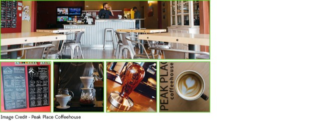 Colorado Springs' Coffee Shops | Peak Place Coffeehouse