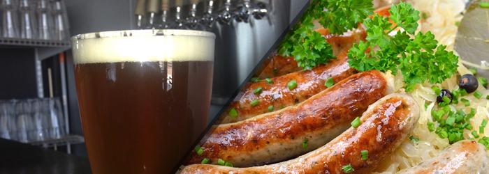 Our 9 Favorite Beer and Food Pairings in Colorado Springs
