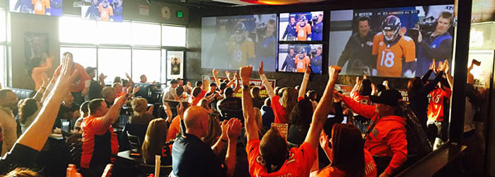 Our 7 Favorite Places to Watch Bronco's Football