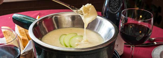 Creative Restaurants In Colorado Springs | The Mona Lisa Fondue Restaurant