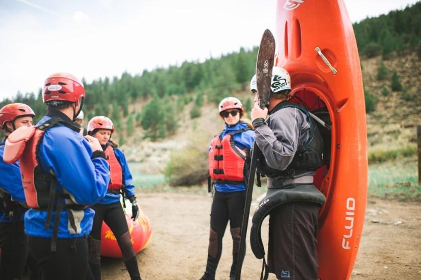 AAE White Water Rafting
