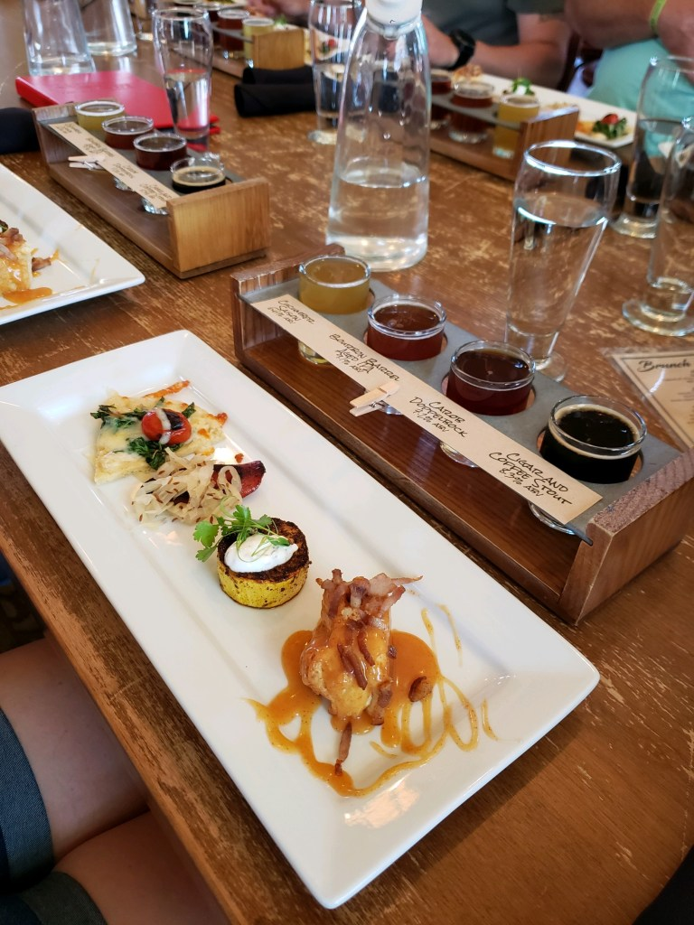 Local Relic and Immerse Cuisine Pairing   (c) Rocky Mountain Food Tours