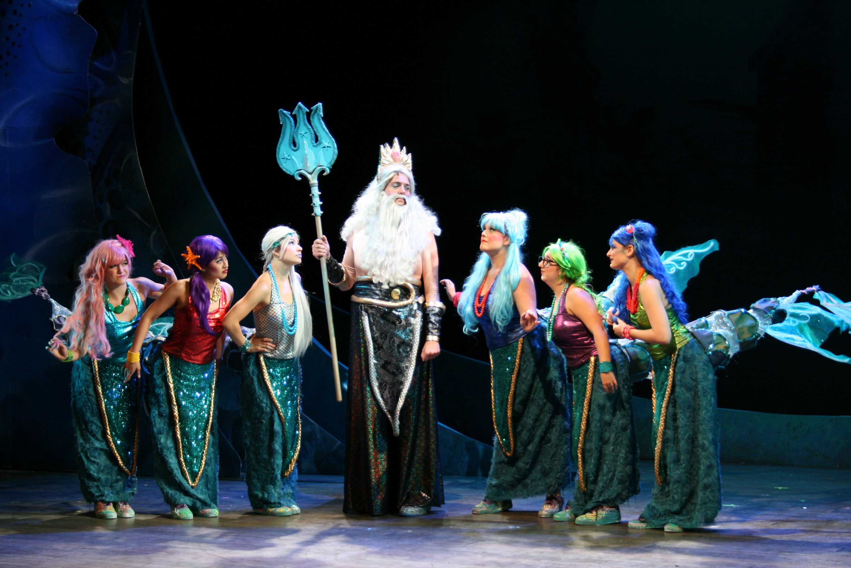 Rocky Mountain Repertory Theatre Disneys The Little Mermaid