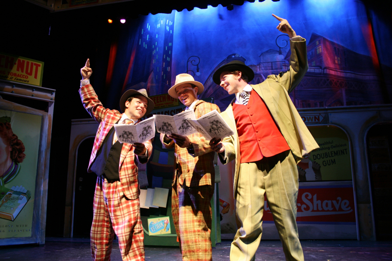 Rocky Mountain Repertory Theatre Guys and Dolls