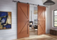 Interior Barn Doors | Utah | Rocky Mountain Windows & Doors