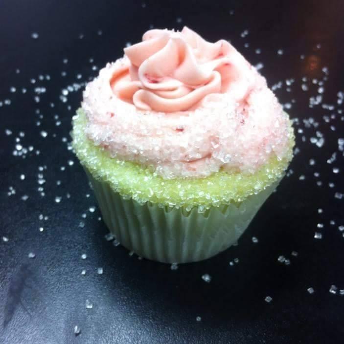 scratch cupcake