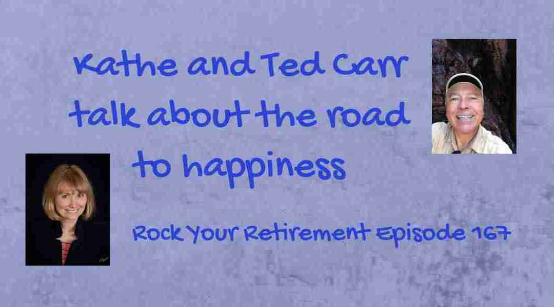 Road to Happiness – Episode 167