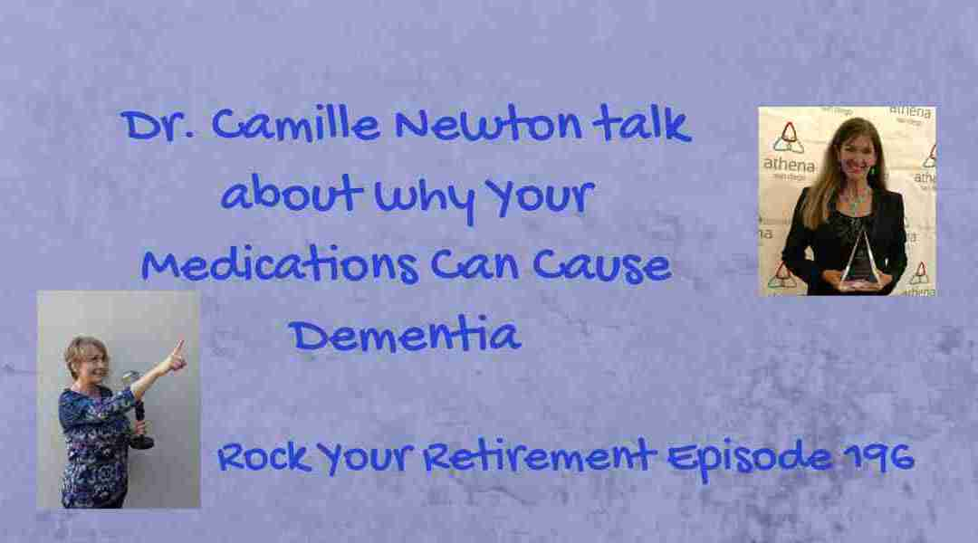 Your Medications Can Cause Dementia – Ep 196