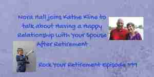 Happy Relationship with your spouse after retirement