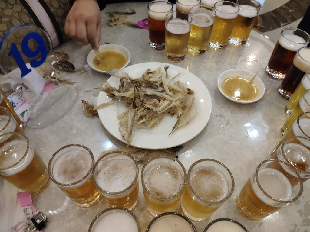 Talpi or Beer fish in North Korea