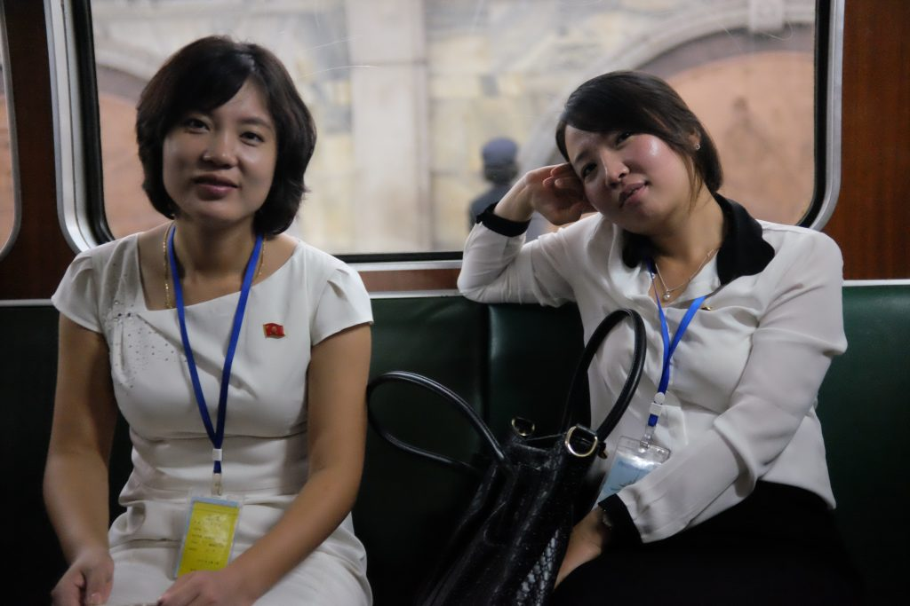 KITC - North Korea tour guides