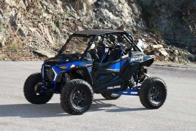 blue polaris utv