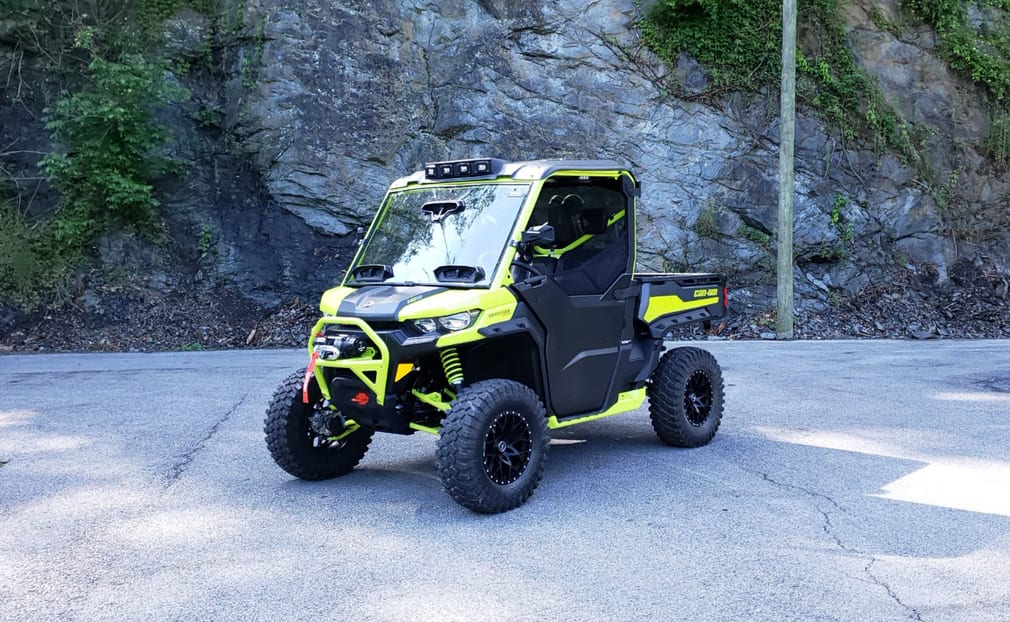 Can-Am Defender X MR