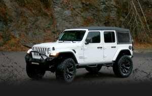Jeep Rentals Gatlinburg