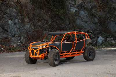 Rock Crawler UTV