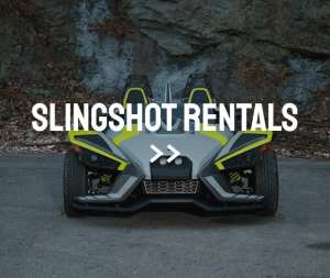 Slingshot Rentals Gatlinburg