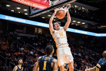 Is John Fulkerson an All-SEC Player this Season? | Rocky Top Insider