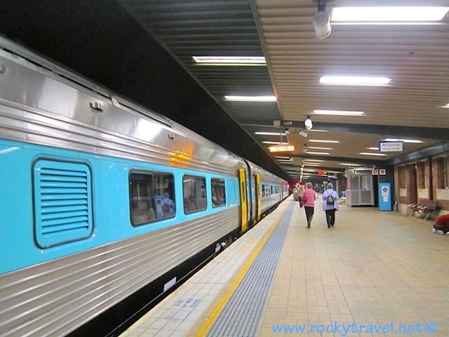 Train From Sydney To Broken Hill