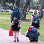 23 Packing Tips for travelling light in Australia