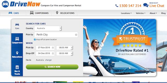 drive-now-car-rental-australia