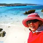 Hanson Bay Beach on Kangaroo Island