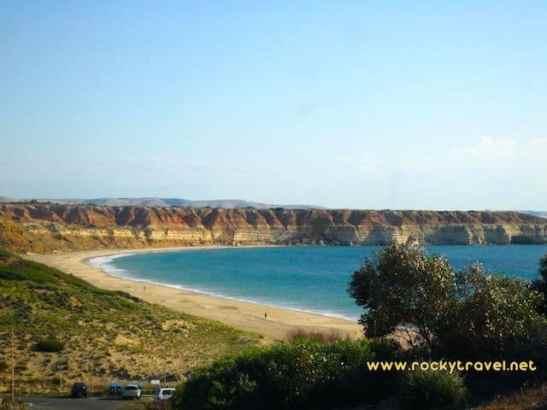 Maslin Beach by day