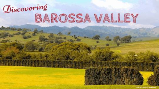 DiscoveringBarossaValley