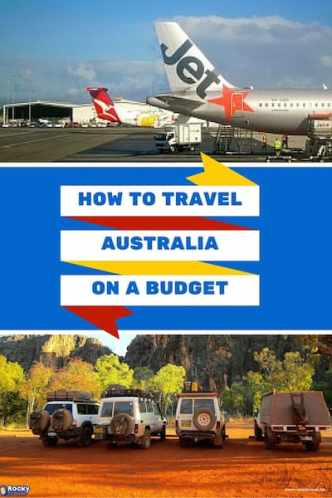 How to Travel Australia on A budget web