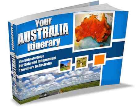 Australia Solo Travel Book