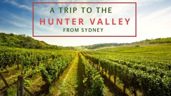 Hunter Valley Australia