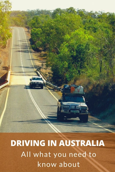 Driving in Australia - Road Trips