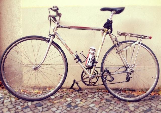 Prague to dresden by bike