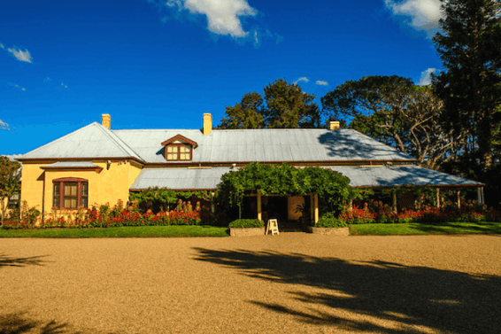 Lanyon Homestead Canberra