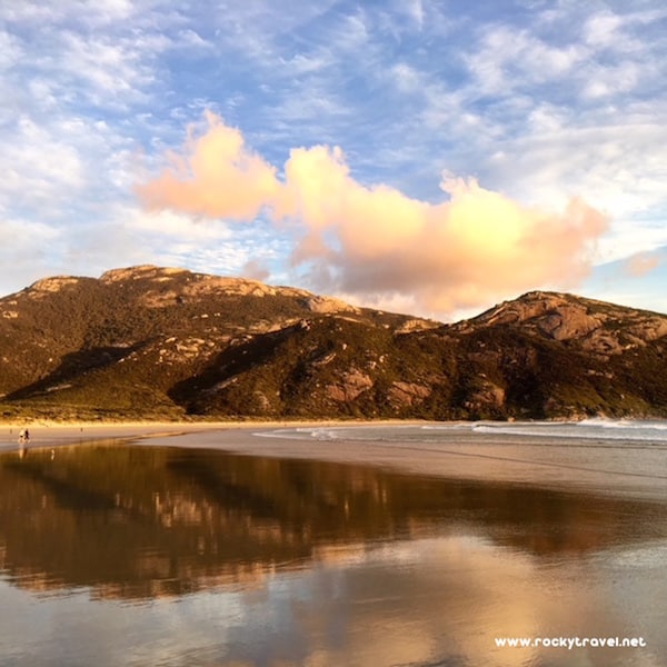 Norman Bay Sunset Wilsons Prom