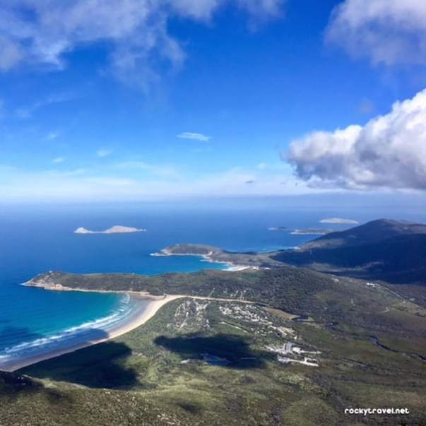 View from the Summit Mount Oberon Walk