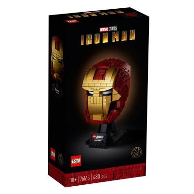 Rocobricks. LEGO UCS. Set de LEGO de coleccionista. Iron Man