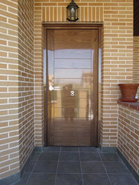 Puertas acorazadas para chalets y viviendas unifamiliares - Puertas para viviendas ...