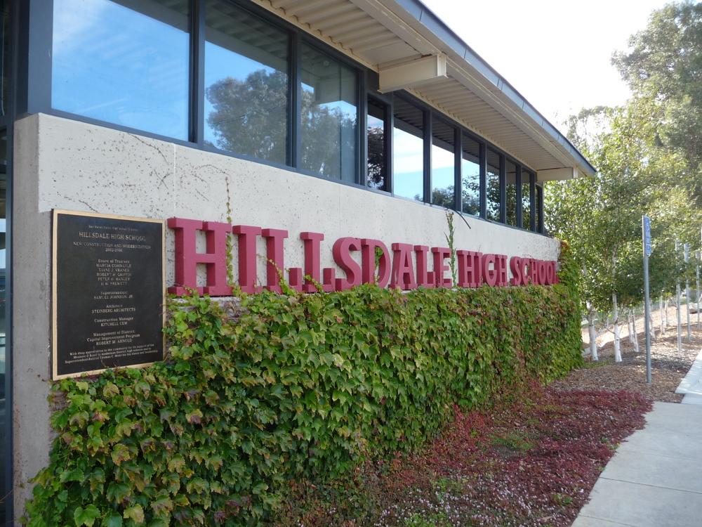 Hillsdale High School  Building 4 Renovation