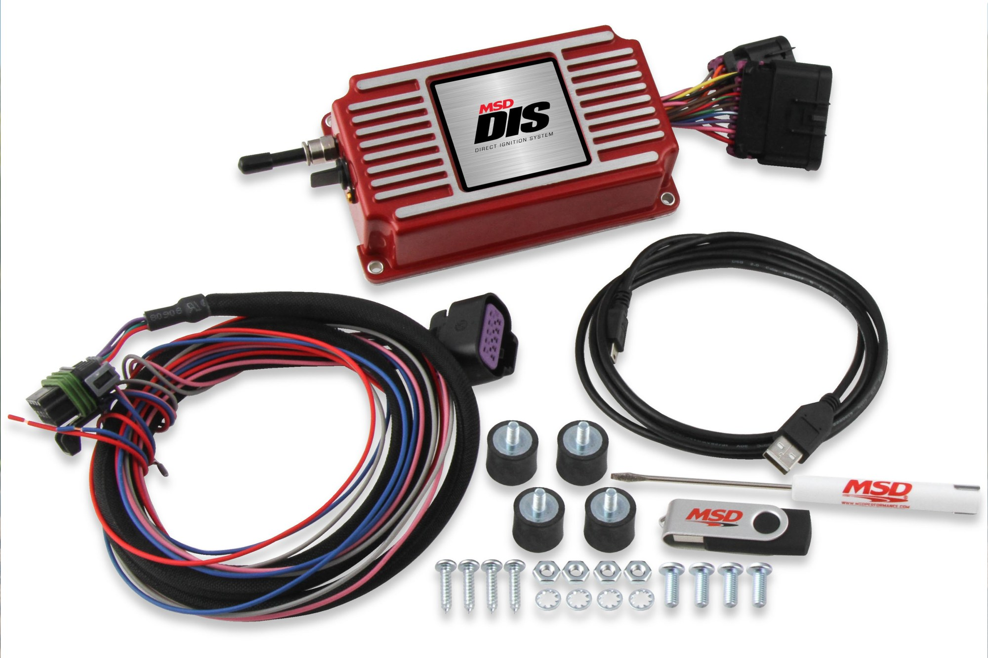 hight resolution of holley announces brand new msd direct ignition system kits