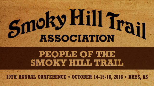 Author to speak at Smoky Hill Trail Association conference Oct. 15, 2016
