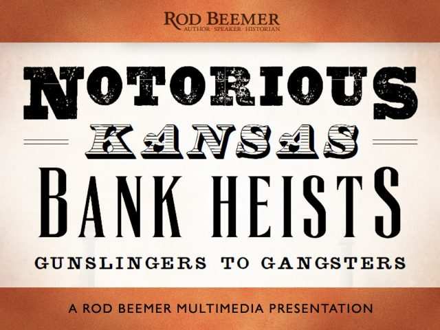 Author to give presentation Saturday, July 15, 2017, at Westerner's meeting