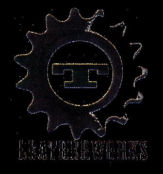Tarik's Leatherworkz logo