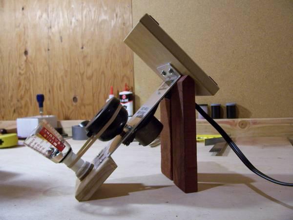finishepoxy mixer and dryer  RodBuildingorg