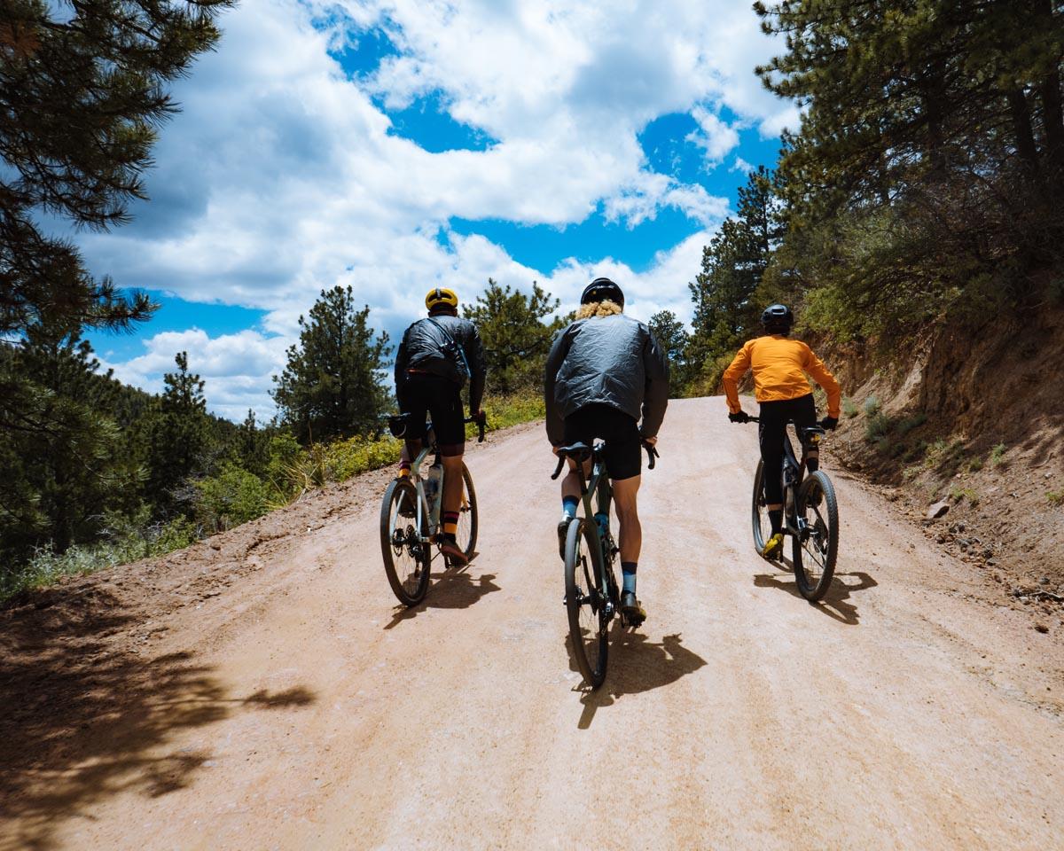 Shelf Road, Colorado