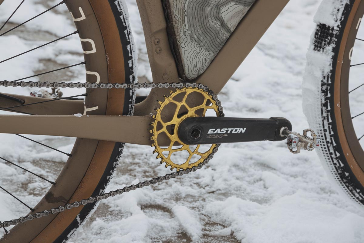 Atlas Mountain Race Traildonkey 3.0 bikepacking setup - eeSilk, Sea To Summit, Ritchey Logic