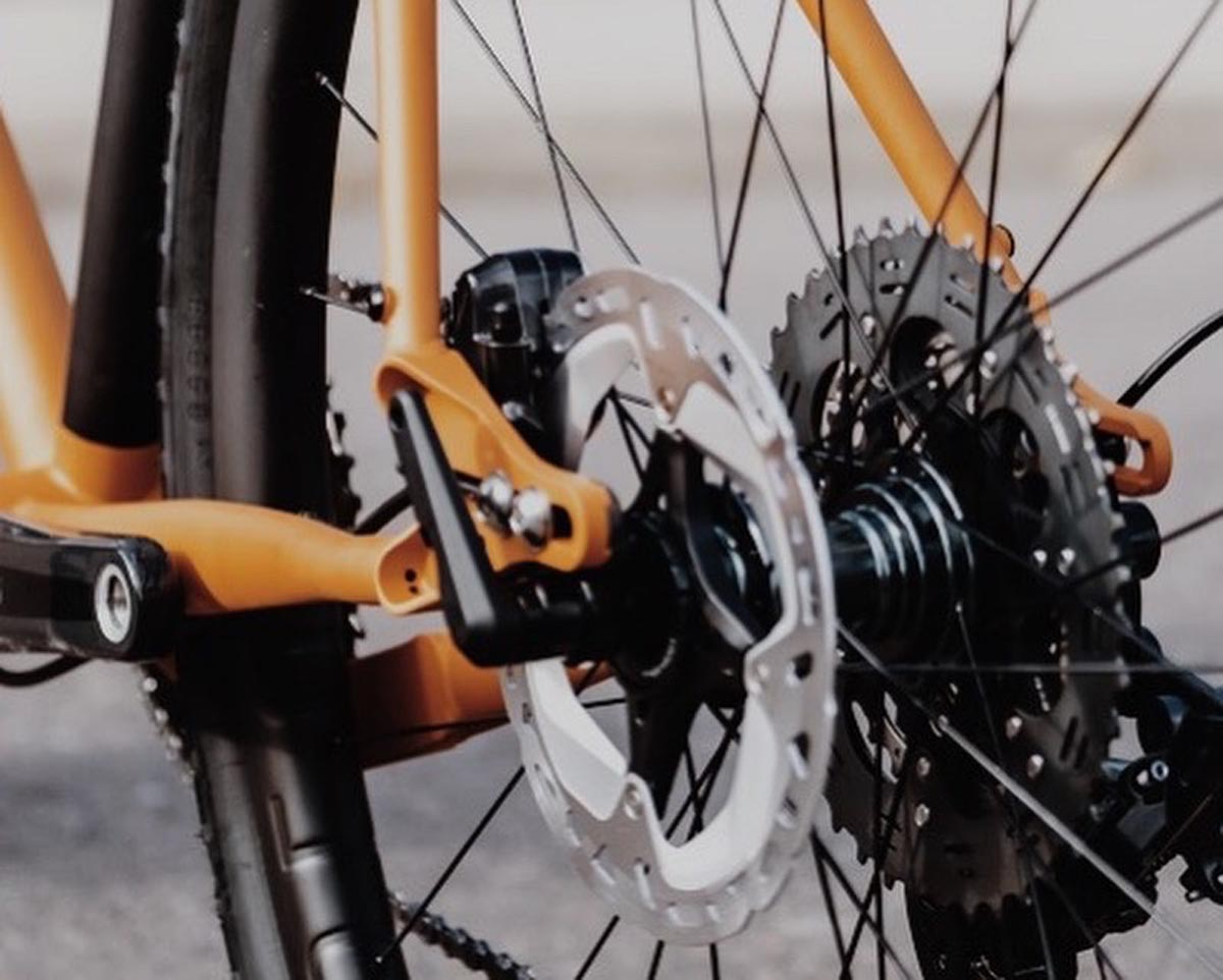 Flaanimal 5.0 PSL Cerakote Finish gravel bike