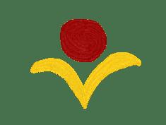 symbolische betekenis logo Rode Oker